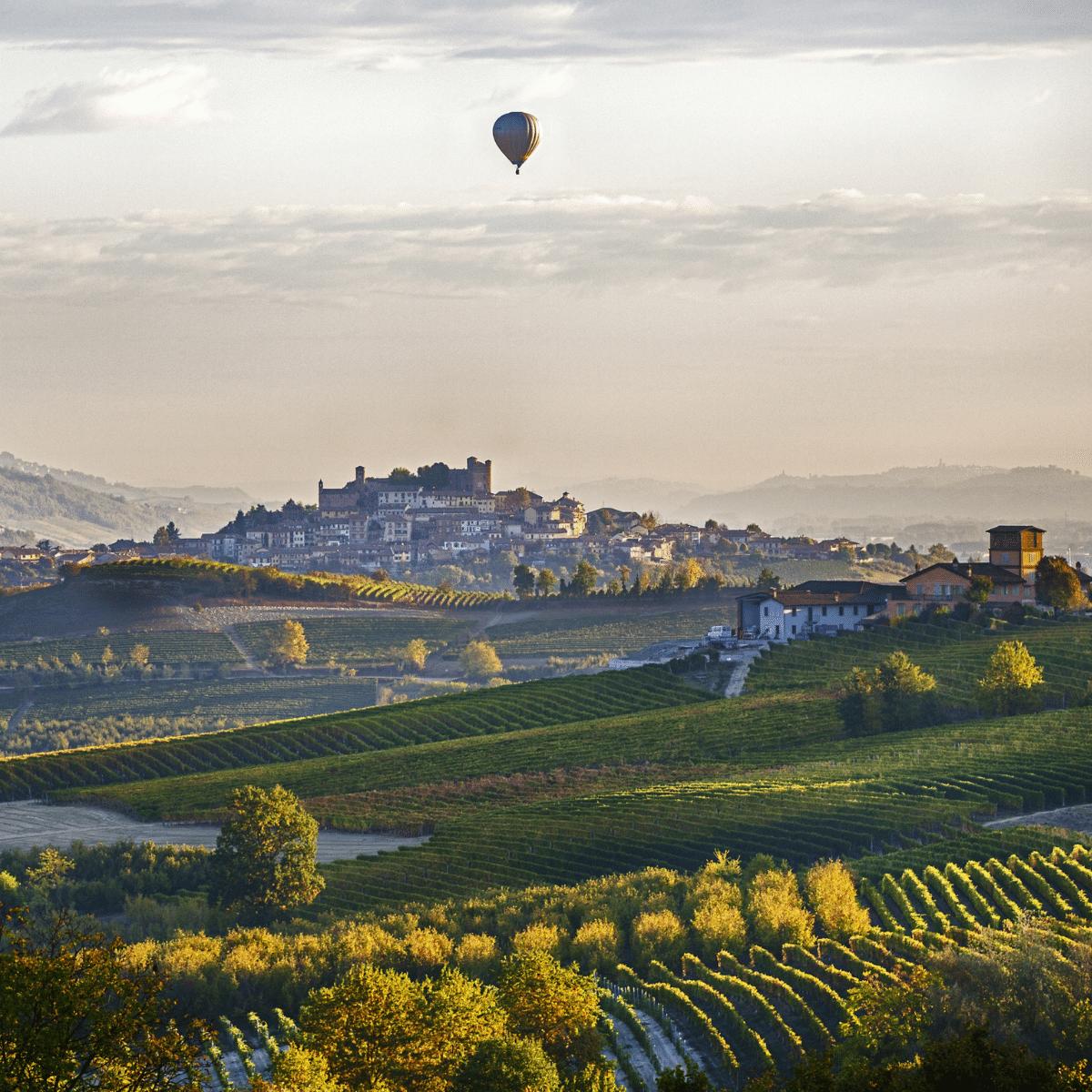 Piemonte & the Langhe